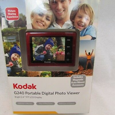 kodak G240 Portable Digital Photo Viewer