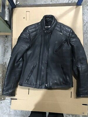 Stein Leather Motorcycle Jacket