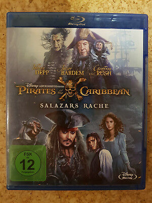 Pirates of the Caribbean 5 - Salazars Rache (2017), Blu-ray Disc