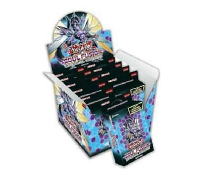 Yugioh Soul Fusion Special Edition SE Booster Display Box 30 Packs!!