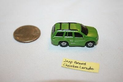 Playmates Speedeez Jeep Grand Cherokee Larado  [Green]