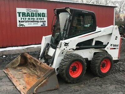 2010 Bobcat S630 Skid Steer Loader w/ Cab & 2 Speed Only 1400hrs Coming Soon!