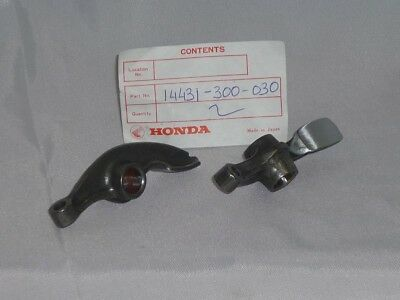 Honda rocker arm fits CB750
