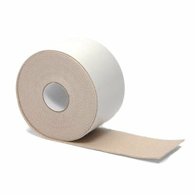 "New Extra Heavy Moleskin 2"" X 5 Yards rolls Adhesive Felt Tape"