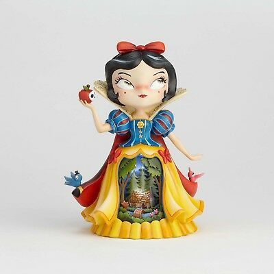 Enesco World of Miss Mindy Snow White Disney Showcase Lightup Figurine