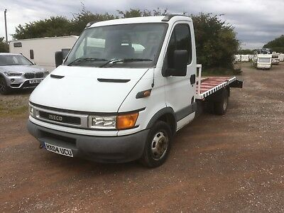 2004 Iveco Daily 35C12 Hpi Beavertail Recovery Truck