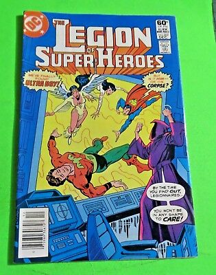 Legion of Super-heroes #282 DC Comics Bronze Age (1982) C3586