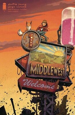 Middlewest #1 1:10 Corona Variant (Releases 11/21/18)