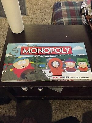 South Park Monopoly Brand New Sealed