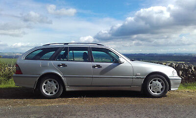 Mercedes-Benz C280 Estate, 1998, very desirable classic. 1 owner/keeper.