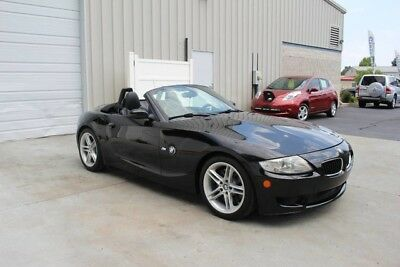 2007 BMW Z4 M Roadster 3.2L Sport 6 Speed Manual Convertible