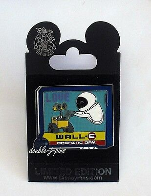 DLR WALL-E Opening Day LE Disney Pin 61759