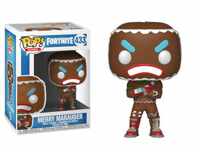 Funko Pop Games: Fortnite Merry Marauder 433 34880 In stock