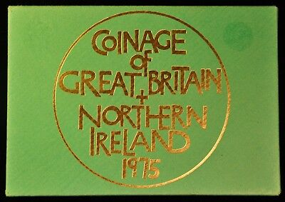 1975 Coinage of Great Britain and Northern Ireland. ITEM Z77