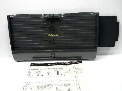 Under Desk Keyboard Drawer Fellowes Model 91403 Black New no Box