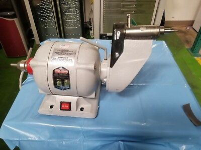 Handler Red-wing Motor Model 16C with Wells High Spind Spindle