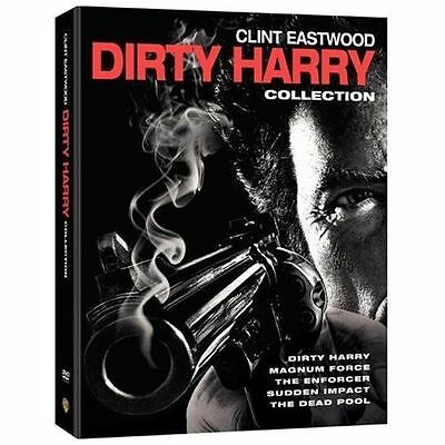 The Dirty Harry Collection (DVD, 2010, 6-Disc Set) See them all.