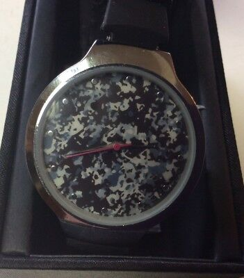 Collectible Massini womens watch,new old stock,large case/dial,unique dial  L780