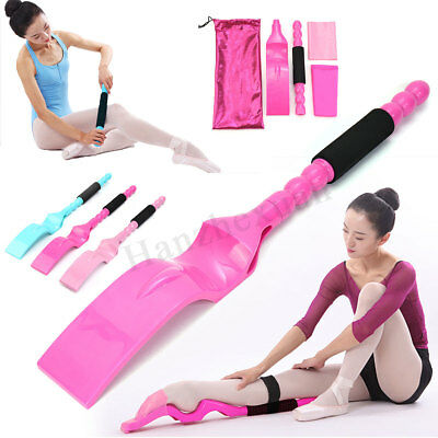 Ballet Foot Stretch Stretcher Arch Enhancer Elastic Band Dance Gym Massage