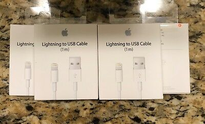 Apple Lightning to USB Cable - 1m / 3ft