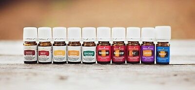 Young Living Oils New Bottles 15 and 5 ml