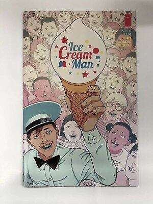 Ice Cream Man #1-7 Bagged And Boarded 1st Prints