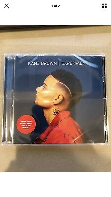 Kane Brown - Experiment [New CD] Lose It And Homesick