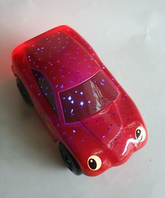 Cloud B- Twilight Carz - Projects Red or Blue Stars in Room as Night Light