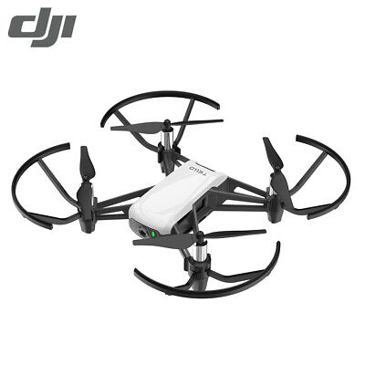 DJI Tello Camera Drone White HD Video {Brand New} Delivered