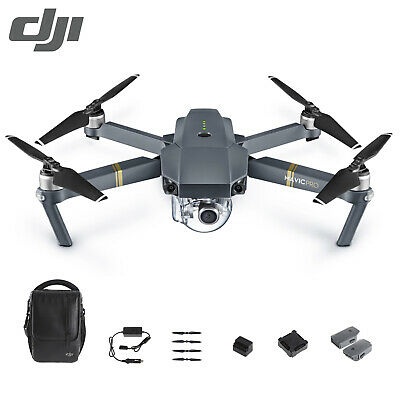 DJI Mavic Pro Drone - Fly More Combo HD Camera 4K Video Remote Flying