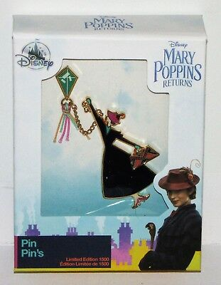 Disney Mary Poppins Returns Limited Edition Pin