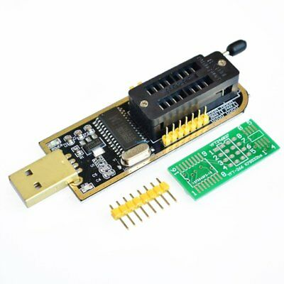 USB Programmer CH341A Series Burner Chip 24 EEPROM BIOS Writer 25 SPI Flash RM6