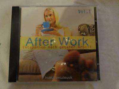 CD - After Work - Instrumental