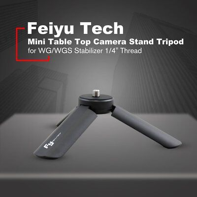 "FeiyuTech Mini Table Top Camera Stand Tripod for WG/WGS Stabilizer 1/4"" Ea"