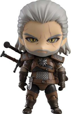 *NEW* The Witcher 3 Wild Hunt: Geralt Nendoroid PVC Figure by Good Smile Company