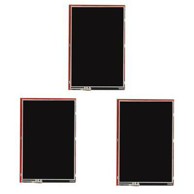 """3Pcs 3.5"""" TFT LCD Touch Screen Display Module 480X320 for Arduino Mega2560 HFT"""