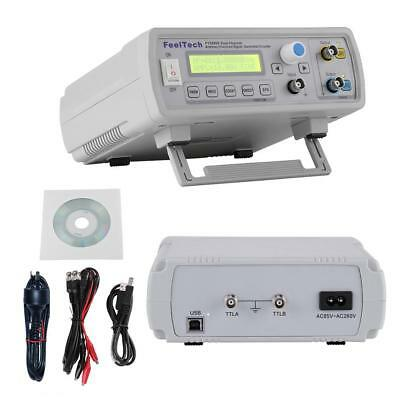 FY3224S 24MHz DDS Function Signal Generator Square Wave Sweep Counter 250MSa/s