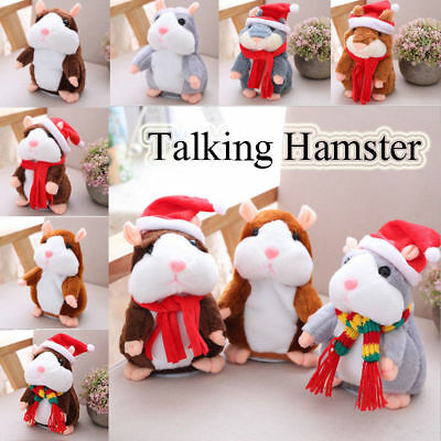 2018 NEW Cheeky Hamster Christmas Baby Kids XMAX Gift High Quality Fast Shipping