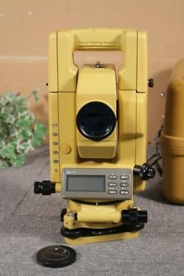 【As-Is】Total Station Topcon Gts-310 Iia Surveying