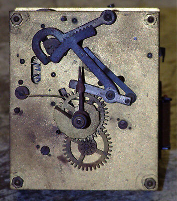 Old Electric Clock Movement.