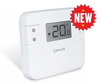Salus RT310 Digital LCD Central Heating Electronic Room Termostats