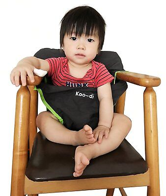 Koo-di Seat Me Safe Travel Seat Chair- Suitable from 6 - 30 Months