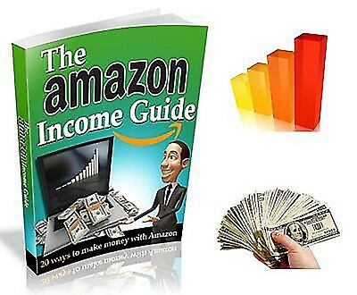 The Amazon Income Guide-PDF eBook Free Shipping With Master Resell Rights