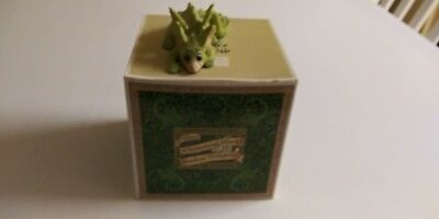 Real Musgrave 1989 Pocket Dragon Stalking The Cookie Jar With Box