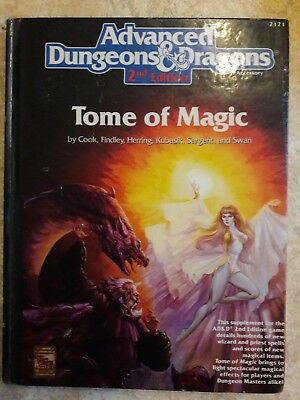 Tome of Magic AD&D / 2nd Edition