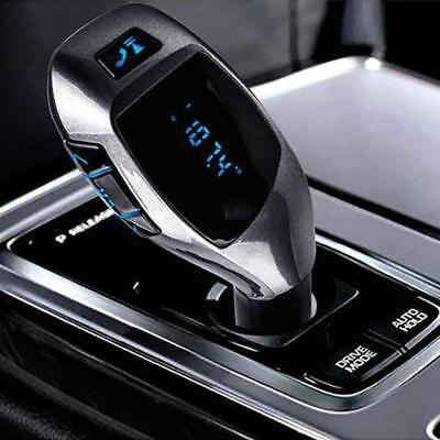 Wireless Bluetooth Car MP3 Player FM Transmitter Radio LCD USB Charger Supplies