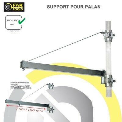 FARTOOLS 182003 SUPPORT POUR PALAN EXTENSIBLE 300-600kg *NEUF*