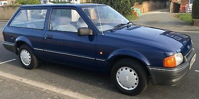 Ford Escort L Auto Estate 1600 Exceptional VERY LOW MILES Only 6,850