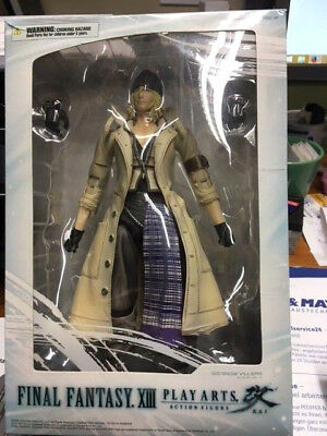 Final Fantasy XIII  Action Figur