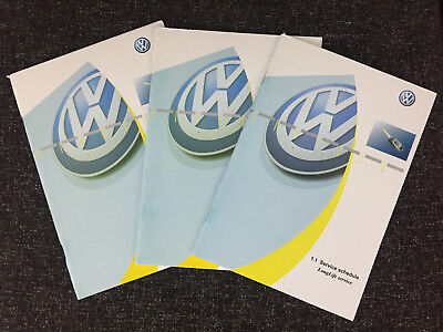 Volkswagen VW POLO service book brand new not duplicate covers all models